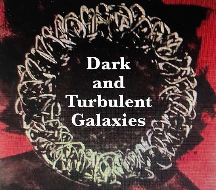 Dark and Turbulent Galaxies