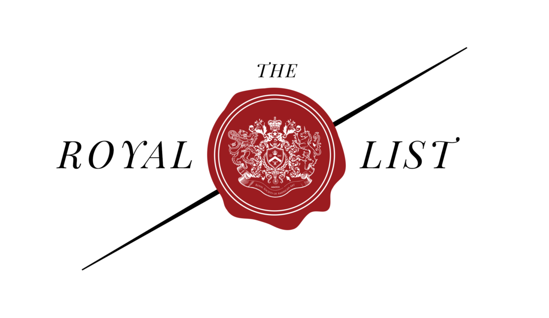 The Royal List